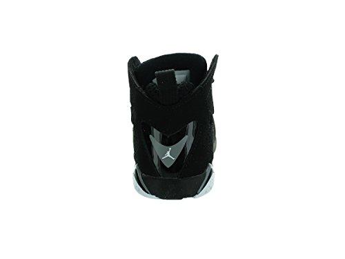 6k Svart Sko Hvit Flight Jordan Nike 010 343796 størrelse Qtb Barn qwW6H117