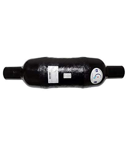 - Centek 1000103 Vernatone Round Muffler 2 1/2