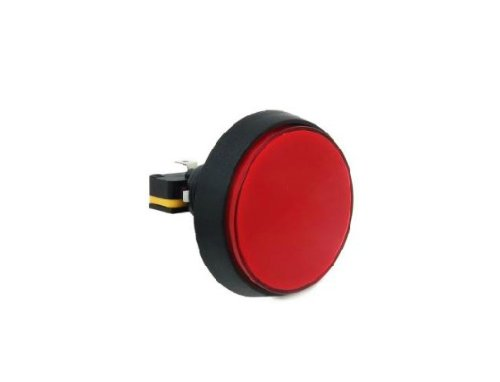 Phantom YoYo 60MM Large Circular Micro Switch Button Switch with Light Red the (Large Switch)