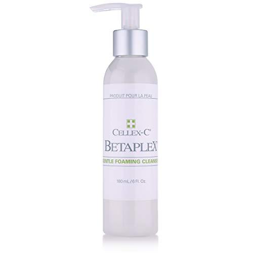 - Cellex C Betaplex Gentle Foaming Cleanser, 6 Oz