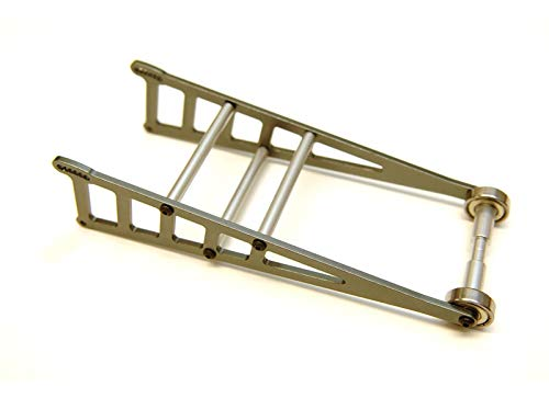 ST Racing ST3678WGM Alum Adj. Wheelie Bar Kit, for Slash/Rustler/Bandit, -