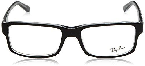 824b532188 Amazon.com  Ray Ban RX5245 Eyeglasses  Clothing