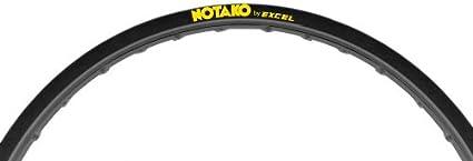 Excel ICSN08 Silver 21 x 1.60 36-Hole Notako Motorcycle Rim