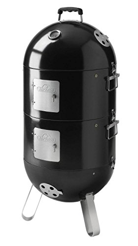 Napoleon Grills AS200K-1 Apollo 200 Charcoal Grill & Water Smoker by Napoleon