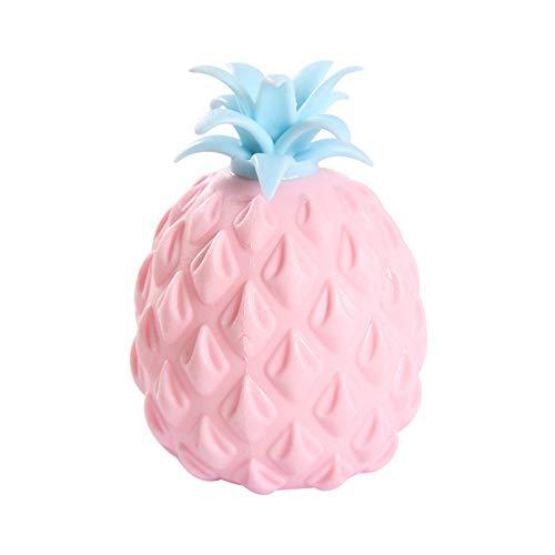 Lanyin Ananas Bal Fidget Zintuiglijke Speelgoed Anti Stress Knijpt Ballen Stress Reliever Knijpt Vent Bal voor Kinderen…