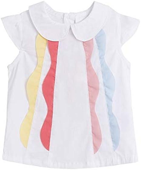 NEWNESS Camisa Multicolor 6 A 24 Meses: Amazon.es: Ropa y accesorios