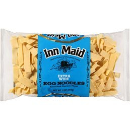 Inn Maid Extra Wide Noodles 8 oz. (qty. 6)