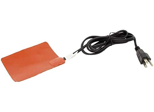 EAMR-KH26150 * Kat's Heaters Oil/Transmission Pan Heating Pad - 5' x 4' - 120V - 150W - Grounded Plug