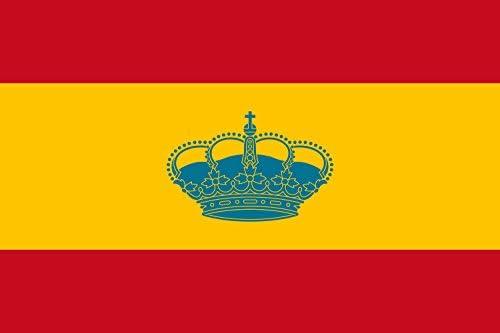 magFlags Bandera Large Embarcaciones de recreo, España   Bandera Paisaje   1.35m²   90x150cm: Amazon.es: Jardín