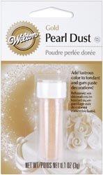 Wilton Pearl Dust (Bulk Buy: Wilton Pearl Dust 3 Grams/Pkg Gold W703PD-216 (4-Pack))
