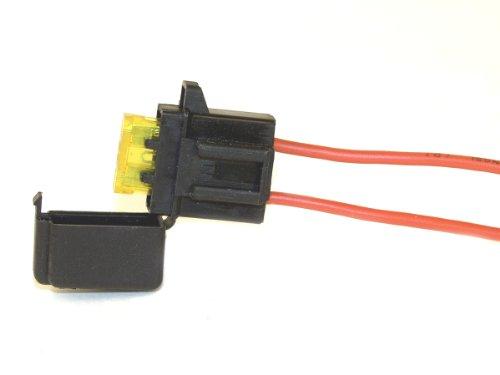 Delta Lights (05-2000-14) Fuse Set w/ Wire Leads