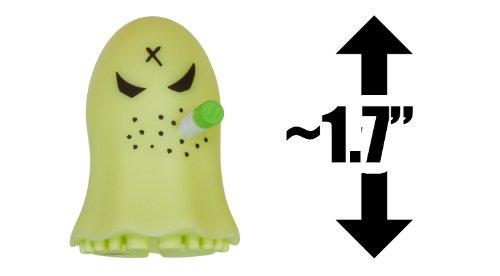 Kozik Series Kidrobot Mongers (Booger Glow-in-Dark ~1.7