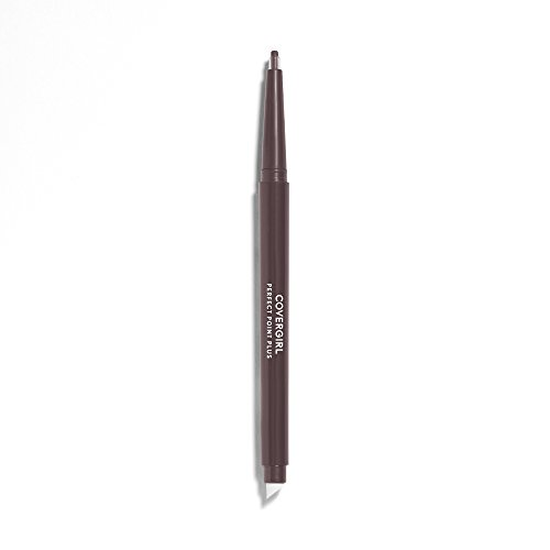 COVERGIRL Perfect Point PLUS Eyeliner Pencil, Hunter Green .008 oz. (230 mg) (Packaging may vary)