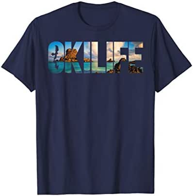 OkiLife Logo T-Shirt