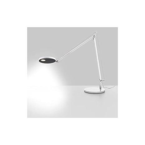 Artemide – Lámpara de mesa Artemide Demetra con sensor movimiento – Blanco