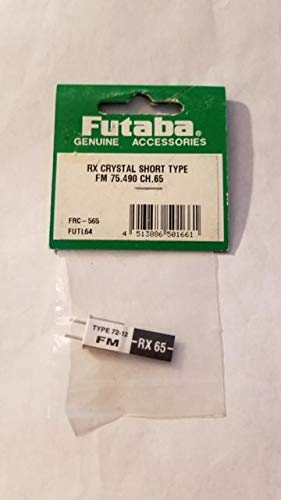 Futaba RX Crystal Short Type FM 75.490 CH 65 FRC-565