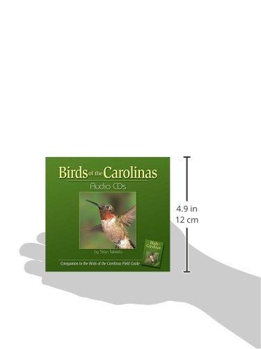 Birds of the Carolinas Audio CDs: Companion to Birds of the Carolinas Field Guide