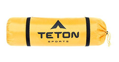 TETON Sports Mountain Ultra 3 Tent; 3 Person Backpacking Tent Includes Footprint and Rainfly; Easy Set-up Tent