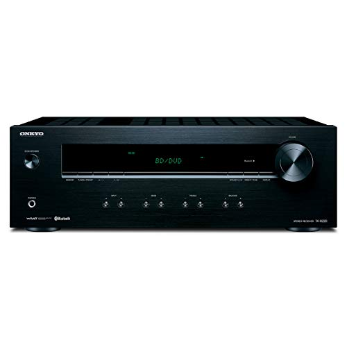2 Channel Stereo Receiver with Bluetooth - Onkyo TX-8220
