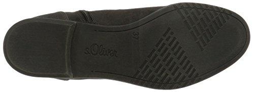 S.oliver Women 25312 Boots Grey (grafite Comb.)