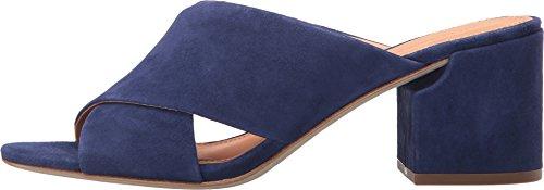 Sigerson Morrison Sandalo Da Donna Smrhoda Sandalo Blu Profondo