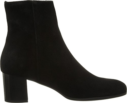 De James Black Suede Van De Canadese Dames