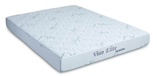 Bed Boss - Bamboo Infused Cool Memory Foam - Elite Bamboo ViscoALL SIZES Mattress (King)