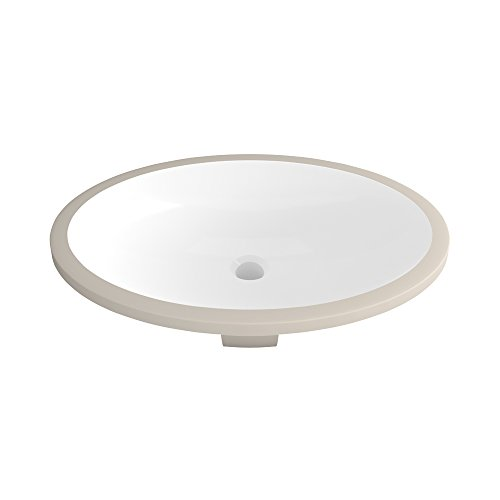 """Ronbow 22"""" Compass Undermount Sink 200535-WH"""