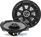 Kicker 42PSC652 6.5' 2-Way Speakers (2ohm)