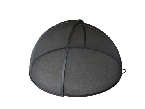 Masterflame 56″ Welded HYBRID Steel Pivot Round Fire Pit Safety Screen