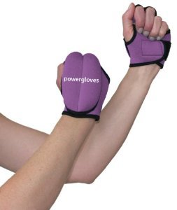 Powergloves Weighted Workout Gloves