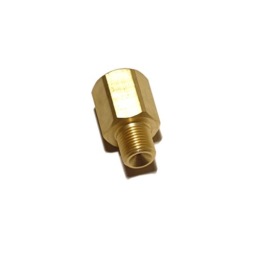 1/8 BSP female to male 1/8 BSP Adapter. by PCP Shop