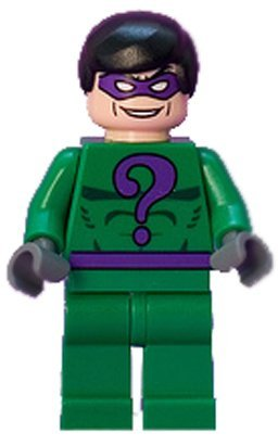 The Riddler - LEGO Batman 2 Figure""