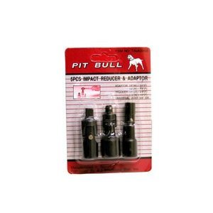 Collection Reducer - Pit Bull 5 Pc Impact Reducer & Adaptor Set