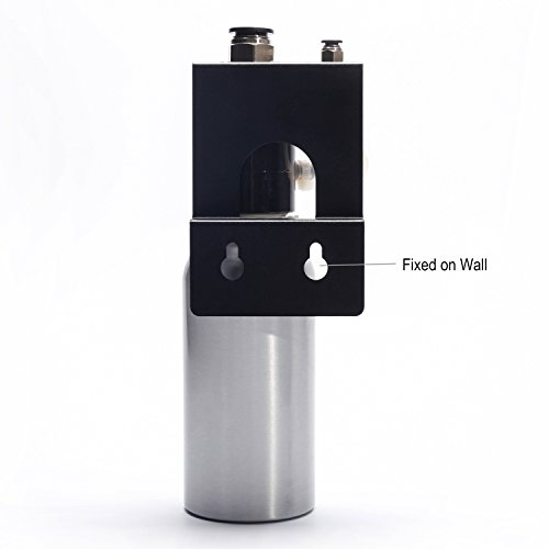 Kevinleo Scent Air Machine Portable 16,200-21,500 Square Feet, Waterless 100% Pure Essential Oil, Excellent Timer Panel from Monday to Sunday. can Hook to Air Conditioners,500ml Cartridge by Kevinleo (Image #3)