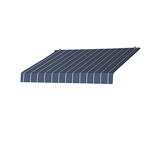 Sunsational Products Replacement Cover for Designer Window Awning - Tuxedo - Size: 6' 470869