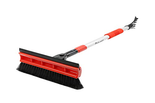 Drivaid Car Snow Brush with Squeegee, 32