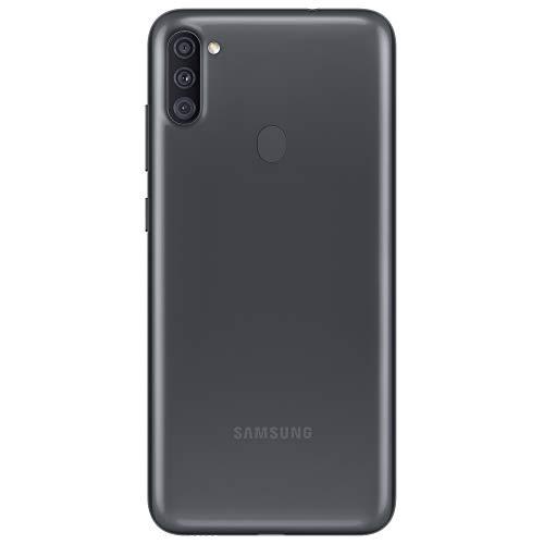 Net10 Samsung Galaxy A11 4G LTE Prepaid Smartphone (Locked) - Black - 32GB - Sim Card Included - CDMA