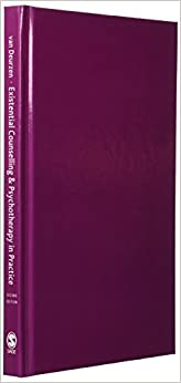 Book Existential Counselling & Psychotherapy in Practice