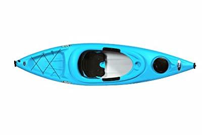 Pelican Matrix 100X Kayak, Cyan Blue/White