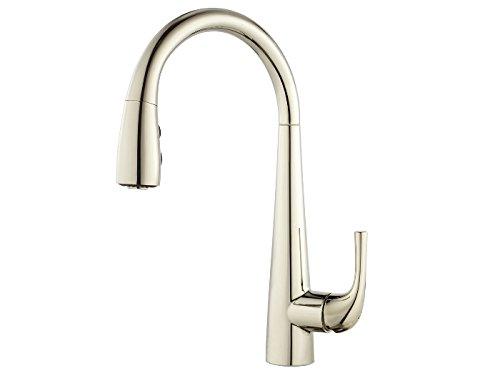 Pfister GT72-ALDD Alea 1-Handle Bar/Prep Kitchen Faucet, Pol