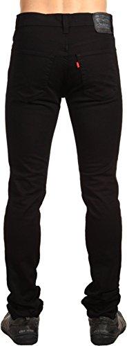 Levi's Men's 510 Skinny Fit Jean, Jet, 32×32