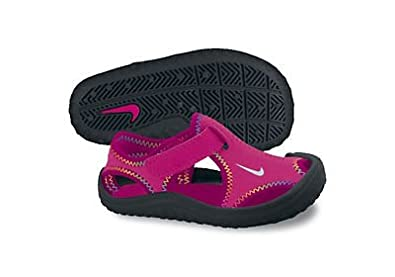 4e135e159 Image Unavailable. Image not available for. Colour  Nike Sunray Protect (TD)  Infant Baby Girls Pink ...