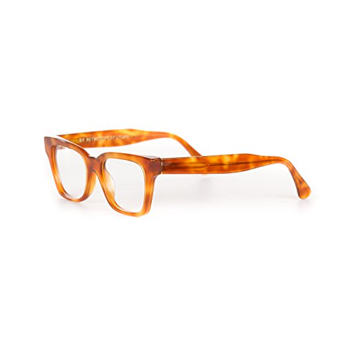 Super America 625 Eyeglasses Optical Light Havana by - Super America Sunglasses