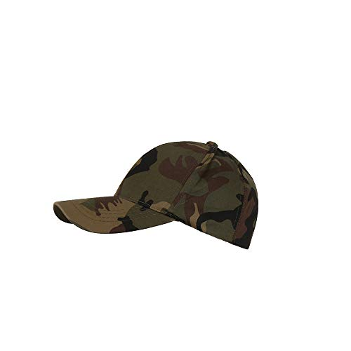 Women Baseball Cap, JOYFEEL Classic Plain Ponytail Messy Ponycaps Casual Outdoor Visor Cap Trucker Hat Low Profile Camouflage ()