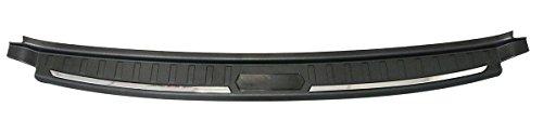 Rear Bumper Plastic (Auto Accessories Dealer Rear Bumper Cover for Hyundai Tucson 2015-2018 Applique Guard)