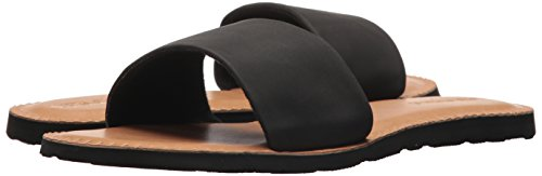 Volcom Sndl Slide Simple Noir Black 44q0xUw8