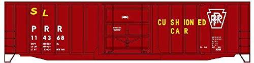 Accurail 50' Exterior Post Boxcar Pennsylvania Rr -- HO Scale Model