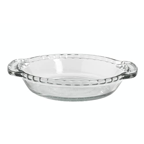 Anchor Hocking Oven Basics 6-Inch Mini Pie Plate Set of 6  sc 1 st  Amazon.com & Anchor Plates: Amazon.com