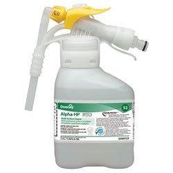 Diversey 3350727 Peroxide Cleaner, Commercial-Strength Diversey Alpha HP Cleaner, Blasts Nastiest Crud & Crap Faster (2/cs)
